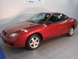 2003 Ford Escort Toreador Red Metallic