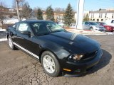 2011 Ebony Black Ford Mustang V6 Premium Coupe #42439987