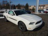 2011 Performance White Ford Mustang GT/CS California Special Coupe #42440002
