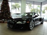 Audi R8 2011 Data, Info and Specs