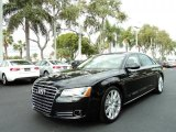 Audi A8 2011 Data, Info and Specs