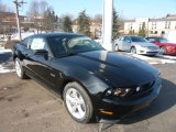 2011 Ebony Black Ford Mustang GT Premium Coupe #42440024
