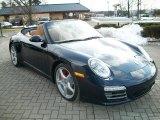 2011 Porsche 911 Dark Blue Metallic