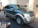 2004 Kia Sorento Ivy Green Metallic