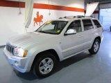 2006 Bright Silver Metallic Jeep Grand Cherokee Overland 4x4 #42517309