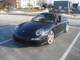 2008 Midnight Blue Metallic Porsche 911 Carrera S Cabriolet #42518064