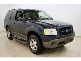 2003 True Blue Metallic Ford Explorer Sport XLT 4x4 #42518091