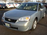 2007 Golden Pewter Metallic Chevrolet Malibu LT Sedan #42517333