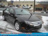 2011 Tuxedo Black Metallic Ford Fusion SE #42517603