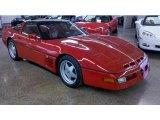 Chevrolet Corvette 1990 Data, Info and Specs