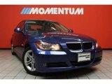2008 Montego Blue Metallic BMW 3 Series 328i Sedan #42517911