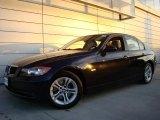 2008 Monaco Blue Metallic BMW 3 Series 328xi Sedan #42517416