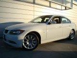 2008 Alpine White BMW 3 Series 335xi Sedan #42517417