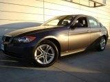 2008 Sparkling Graphite Metallic BMW 3 Series 328xi Sedan #42517418