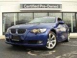 2008 Montego Blue Metallic BMW 3 Series 328xi Coupe #42517421