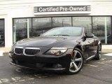 2008 Black Sapphire Metallic BMW 3 Series 328i Convertible #42517423