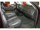 2008 Chevrolet Silverado 1500 LT Regular Cab 4x4 Ebony Interior
