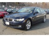 2008 Monaco Blue Metallic BMW 3 Series 328xi Coupe #42517433