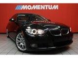 2008 Jet Black BMW 3 Series 328i Coupe #42517924