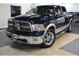 2011 Dodge Ram 1500 Laramie Crew Cab Data, Info and Specs