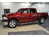 2011 Deep Cherry Red Crystal Pearl Dodge Ram 1500 Big Horn Crew Cab #42517703