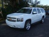 2011 Summit White Chevrolet Suburban LT 4x4 #42517499