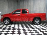 2006 Flame Red Dodge Ram 1500 ST Quad Cab 4x4 #42517762