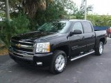 2011 Black Chevrolet Silverado 1500 LT Crew Cab 4x4 #42517500