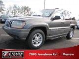 2002 Graphite Metallic Jeep Grand Cherokee Laredo #42518312