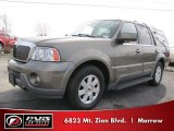 2003 Mineral Grey Metallic Lincoln Navigator Luxury #42518319