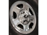 2002 Chevrolet Silverado 1500 LS Regular Cab Wheel