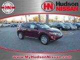 2011 Merlot Nissan Murano SL #42595921