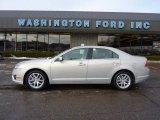 2010 Smokestone Metallic Ford Fusion SEL #42596755