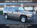 2004 Sandalwood Metallic Chevrolet Tahoe LS 4x4 #42596487