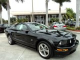2005 Black Ford Mustang GT Premium Coupe #42596217