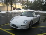 2007 Carrara White Porsche 911 Carrera S Cabriolet #42597022