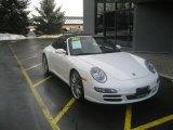 2007 Porsche 911 Carrara White