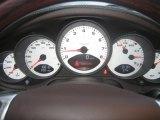 2007 Porsche 911 Carrera S Cabriolet Gauges