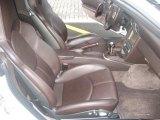 2007 Porsche 911 Carrera S Cabriolet Cocoa Interior