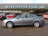 2010 Sterling Grey Metallic Ford Fusion SEL V6 #42596769