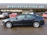 2010 Tuxedo Black Metallic Ford Fusion SEL #42596770