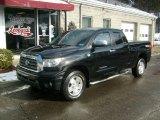 2007 Black Toyota Tundra Limited Double Cab 4x4 #42596787