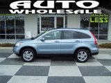 2010 Glacier Blue Metallic Honda CR-V EX-L #42596830