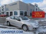 2008 Silver Birch Metallic Ford Fusion S #42596262