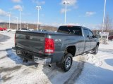 2009 GMC Sierra 2500HD Stealth Gray Metallic