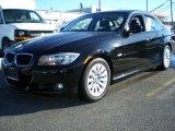 2009 Black Sapphire Metallic BMW 3 Series 328i Sedan #42596558