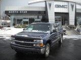 1999 Indigo Blue Metallic Chevrolet Silverado 1500 Extended Cab 4x4 #42596586