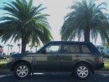 2006 Land Rover Range Rover Tonga Green Pearl