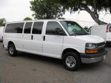 Chevrolet Express 2007 Data, Info and Specs