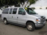 2008 Silver Metallic Ford E Series Van E150 Passenger #42596329